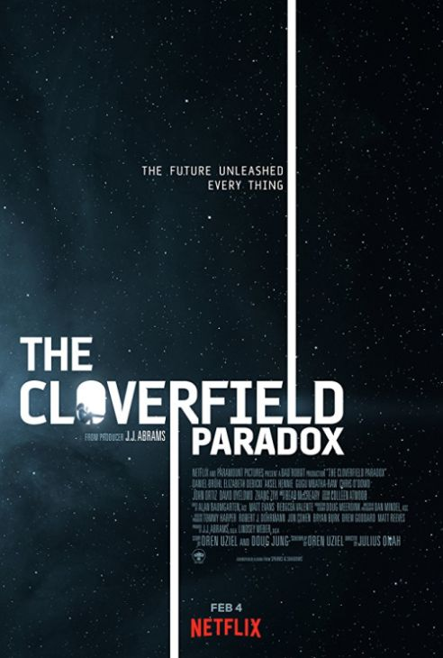 Paradoks Cloverfield / The Cloverfield Paradox (2018)