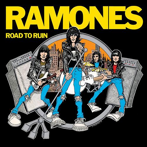 Ramones - Road To Ruin (40th Anniversary Deluxe Edition) (2018)