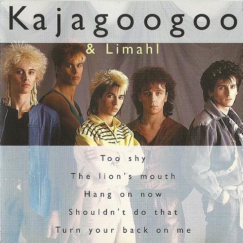 Kajagoogoo & Limahl - The Best Of (1996) [FLAC]