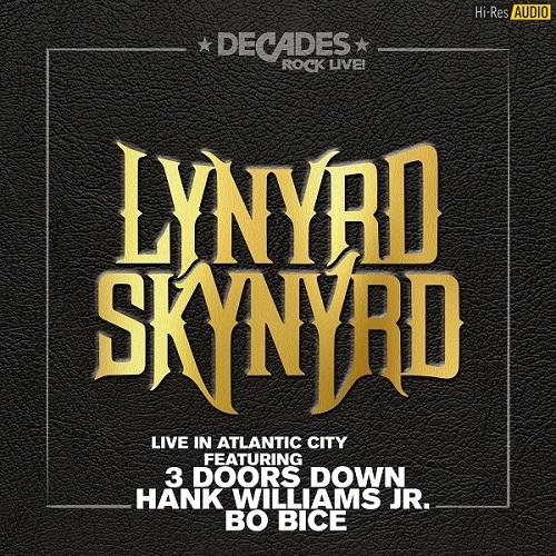 Lynyrd Skynyrd - Live In Atlantic City (2018) [FLAC 48 kHz/24 Bit]