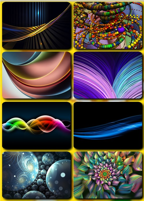 Wallpaper pack - Abstraction 34