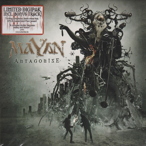MaYaN - Antagonise (Limited Edition) (2014) [FLAC]