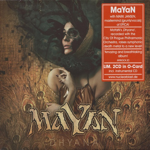 MaYan -  Dhyana (Limited Edition) (2018) [FLAC]