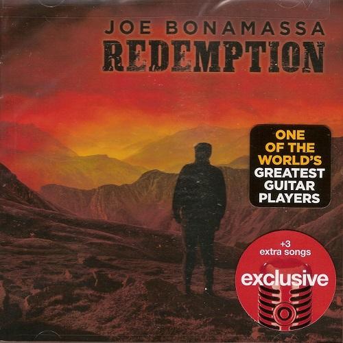 Joe Bonamassa - Redemption (Target Edition) (2018) [FLAC]