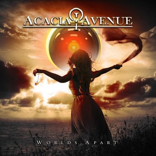 Acacia Avenue - Worlds Apart (2018) [FLAC]