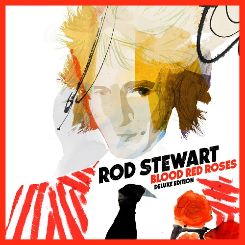 Rod Stewart - Blood Red Roses (Deluxe Version) (2018) [FLAC]