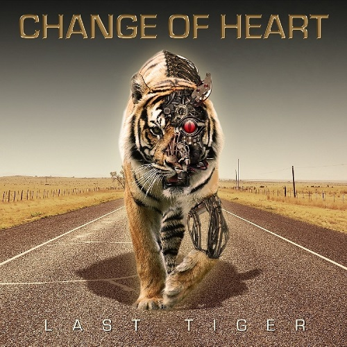 Change Of Heart - Last Tiger (2016) [FLAC]