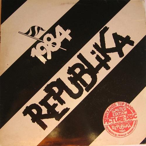 Republika - 1984 (1983) [FLAC]