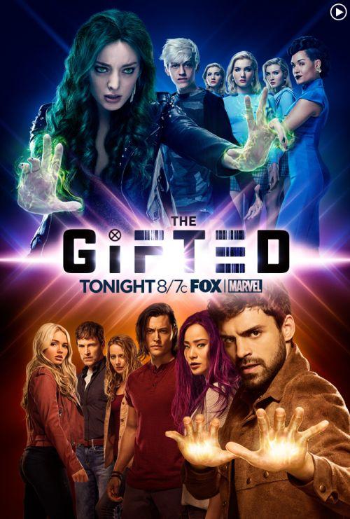 The Gifted: Naznaczeni / The Gifted (2018) {Sezon 2} PL.1080p.iT.WEB-DL.DD2.0.H264-DARKDEVIL / Lektor PL