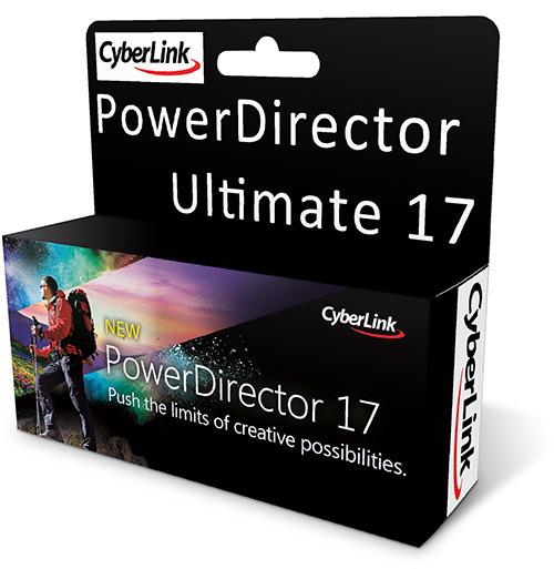 CyberLink PowerDirector Ultimate 17.0.2727.0