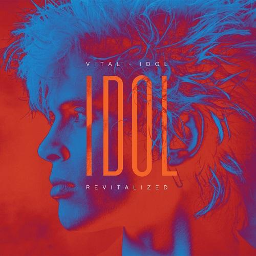Billy Idol – Vital Idol: Revitalized (2018) [FLAC]