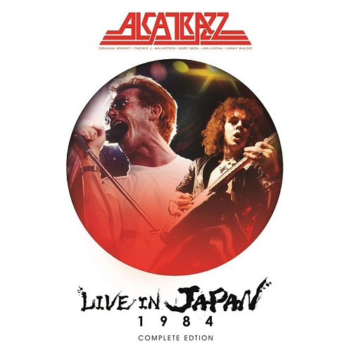 Alcatrazz - Live in Japan 1984 - Complete Edition (2018) [FLAC]