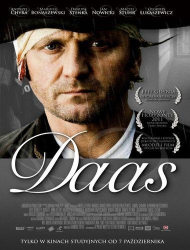 Daas (2011) PL.DVDRip.XviD.AC3-Zelwik / Film polski