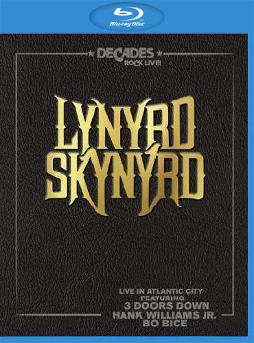 Lynyrd Skynyrd - Live in Atlantic City (2018) [Blu-ray 1080i]