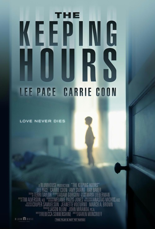 Wstrzymany czas / The Keeping Hours (2018) PL.480p.WEB-DL.XViD.AC3-MORS / Lektor PL