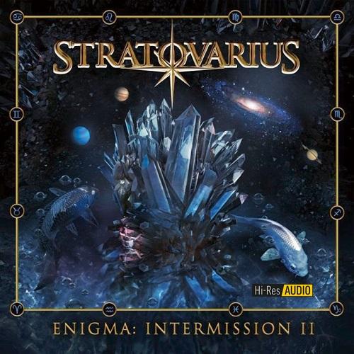 Stratovarius - Enigma - Intermission II (2018) [FLAC 44,1 kHz/24 Bit]