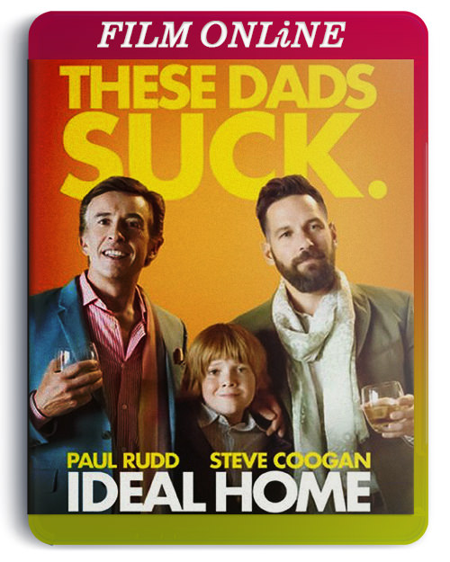 [ONLiNE] Idealny dom / Ideal Home (2018) PL.720p.BluRay.x264-KiT / Lektor PL