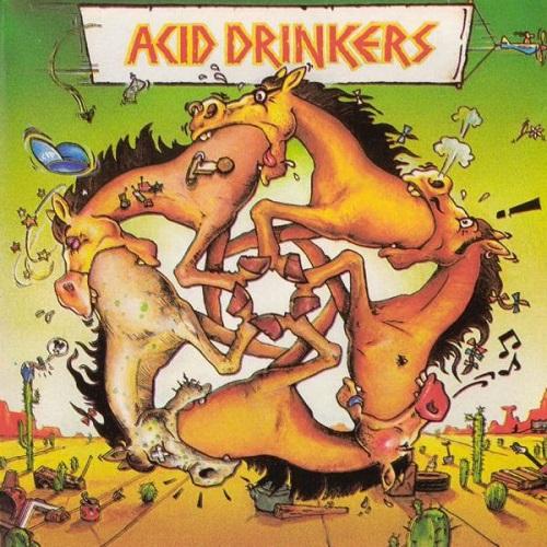 Acid Drinkers - Vile Vicious Vision (1993) [FLAC]