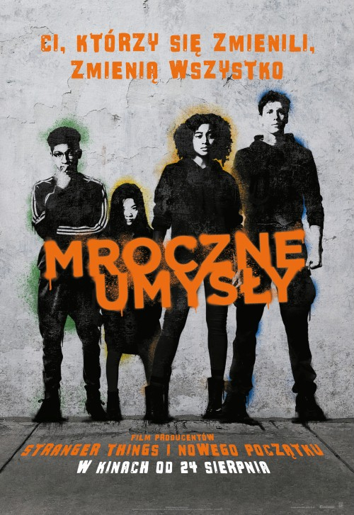 Mroczne umysły / The Darkest Minds (2018) PLDUB.480p.BRRip.XviD.AC3-SPEC / Dubbing PL