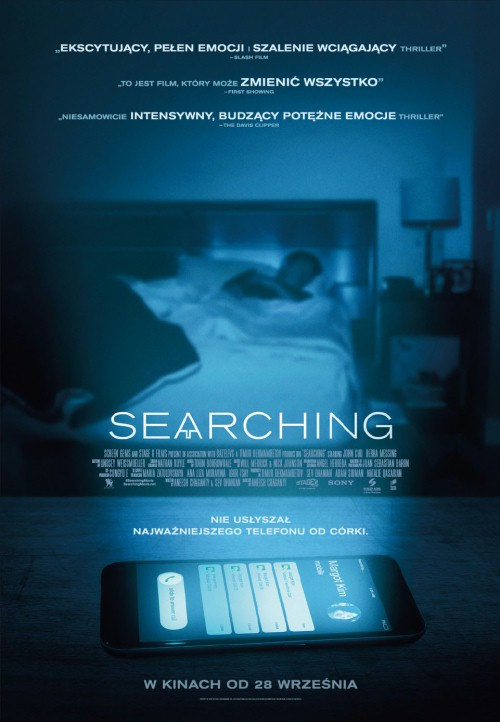 Searching (2018) PL.BDRip.XviD-KiT / Lektor PL