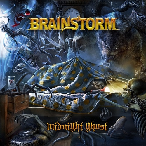 Brainstorm - Midnight Ghost (2018) [FLAC]