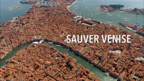 Na ratunek Wenecji / Sauver Venise (2014) PL.1080p.WEB-DL.x264-nbd / Lektor PL