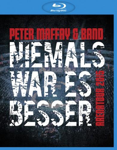 Peter Maffay & Band - Niemals War Es Besser (2015) [Blu-ray 1080p]