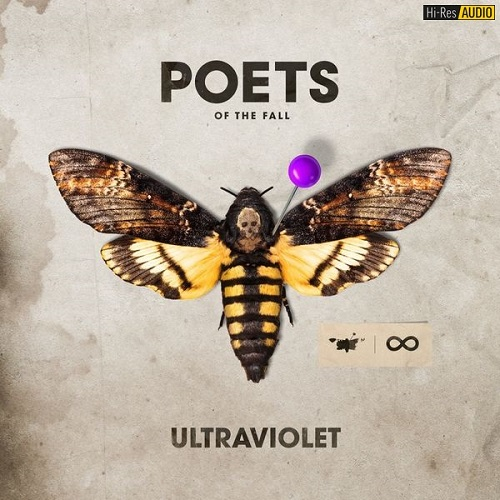 Poets Of The Fall - Ultraviolet (2018) [FLAC 44,1 kHz/24 Bit]