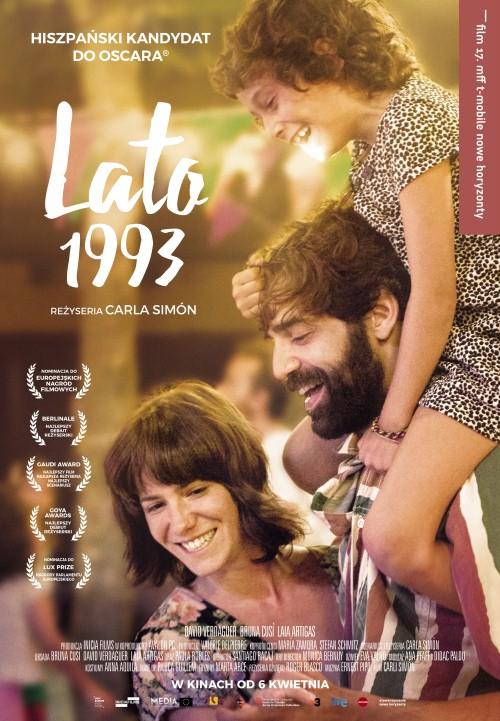 Lato 1993 / Summer 1993 / Estiu 1993 (2017)  PL.BDRip.x264-KiT / Lektor PL