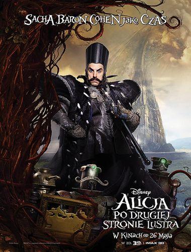 Alicja po drugiej stronie lustra / Alice Through the Looking Glass (2016) PL.DUB.DVDRip.XviD.AC3-Zelwik / Dubbing PL