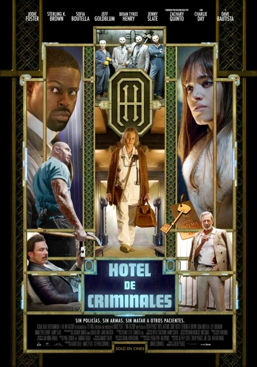 Hotel Artemis (2018) PL.BDRip.XviD-KiT/ Lektor PL