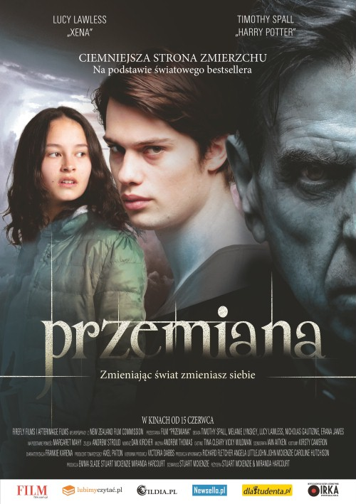 Przemiana / The Changeover (2017)  PL.WEB-DL.Xvid-KiT / Lektor PL