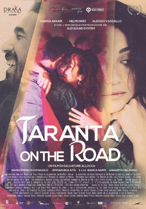 Tarantella w drodze / Taranta On the Road (2017)  PL.DVDRip.x264-J / Lektor PL