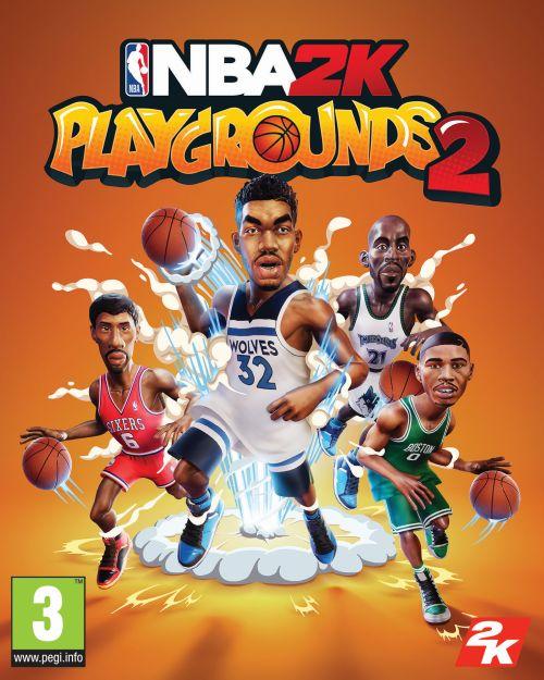 NBA 2K Playgrounds 2 (2018) CODEX
