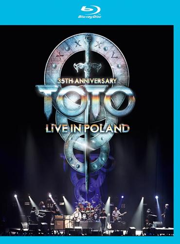 Toto: 35th Anniversary Tour – Live in Poland (2014) [Blu-Ray 1080i]