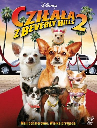 Cziłała z Beverly Hills 2 / Beverly Hills Chihuahua 2 (2011) PL.DUB.DVDRip.XviD.AC3-Zelwik / Dubbing PL