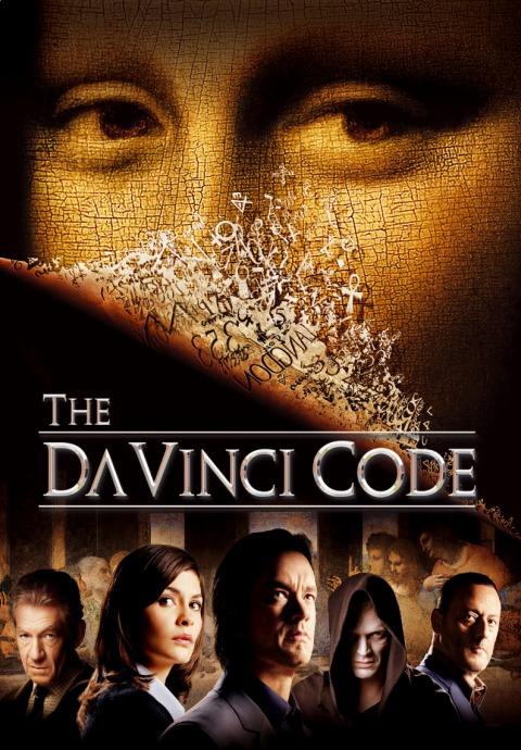 Kod da Vinci / The Da Vinci Code (2006) PL.720p.BRRip.XviD.AC3-ELiTE [Lektor PL]