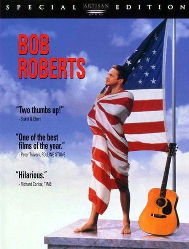 Bob Roberts (1992) PL.SUBBED.DVDRip.XviD.AC3-Zelwik / Napisy PL