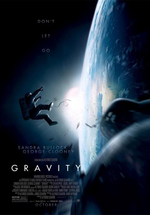 Grawitacja / Gravity (2013) PL.480p.BDRip.XviD.AC3-ELiTE [Lektor PL]