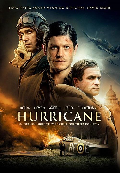303. Bitwa o Anglię / Hurricane: Squadron 303 (2018) PL.IVO.720p.WEB-DL.XviD-SP [Lektor PL-IVO]
