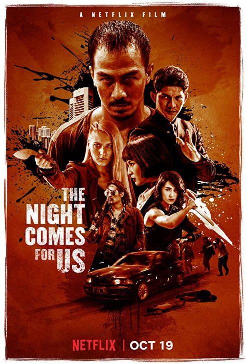 Przychodzi po nas noc / The Night Comes for Us (2018) PL.1080p.NF.WEB-DL.x264.AC3-KiT [Lektor PL]