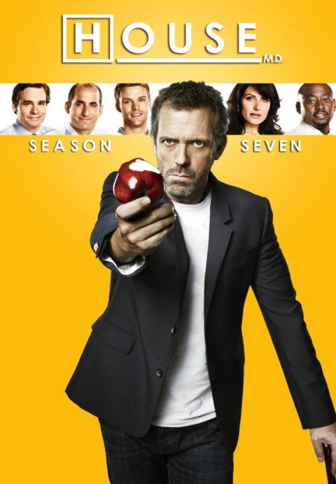 Dr House / House M.D. (2010) {sezon 7} (Pełen sezon) PL.480p.WEB-DL.XviD.AC3-ELiTE [Lektor PL]