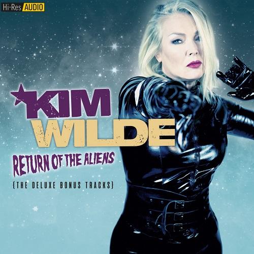 Kim Wilde - Return of the Aliens (The Deluxe Bonus Tracks) (2018) [FLAC 44,1 kHz/24 Bit]