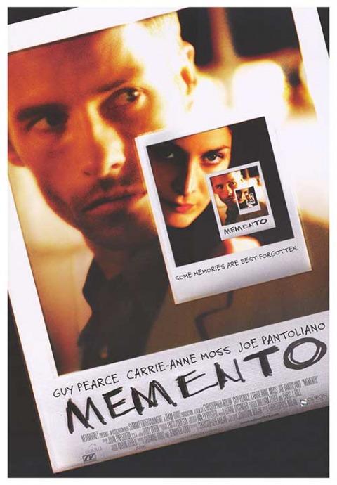 Memento (2000) REMASTERED.PL.720p.BRRip.XviD.AC3-SPEC [Lektor PL]