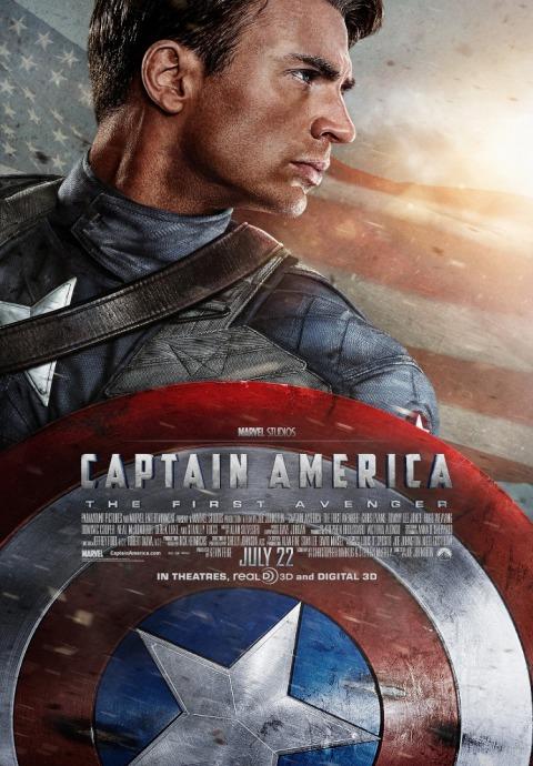 Captain America: Pierwsze starcie / Captain America: The First Avenger (2011) PL.480p.BRRip.XviD.AC3-SPEC [Lektor PL]