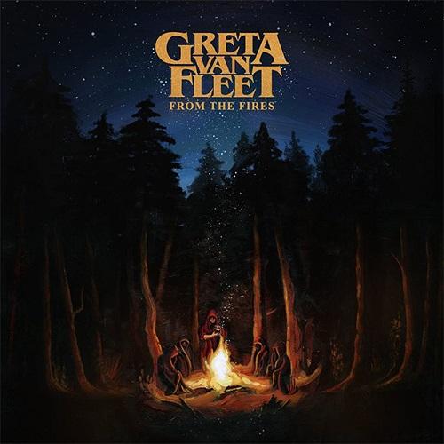 Greta Van Fleet - From The Fires (2017) [FLAC]