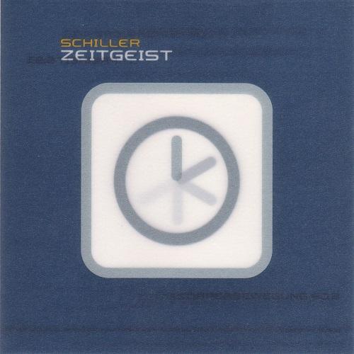 Schiller - Zeitgeist (1999) [FLAC]