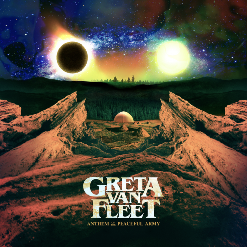 Greta Van Fleet - Anthem Of The Peaceful Army (2018) [FLAC]