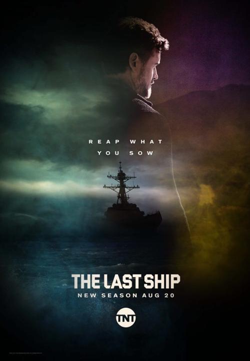 Ostatni okręt / The Last Ship (2014) {Sezon 1} PL.1080p.BluRay.DD2.0.x264-Ralf / Lektor PL