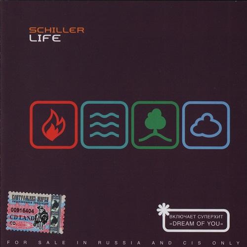 Schiller - Life (2004) [FLAC]
